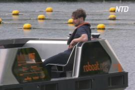 По каналам Амстердама будут ходить беспилотные электрические лодки
