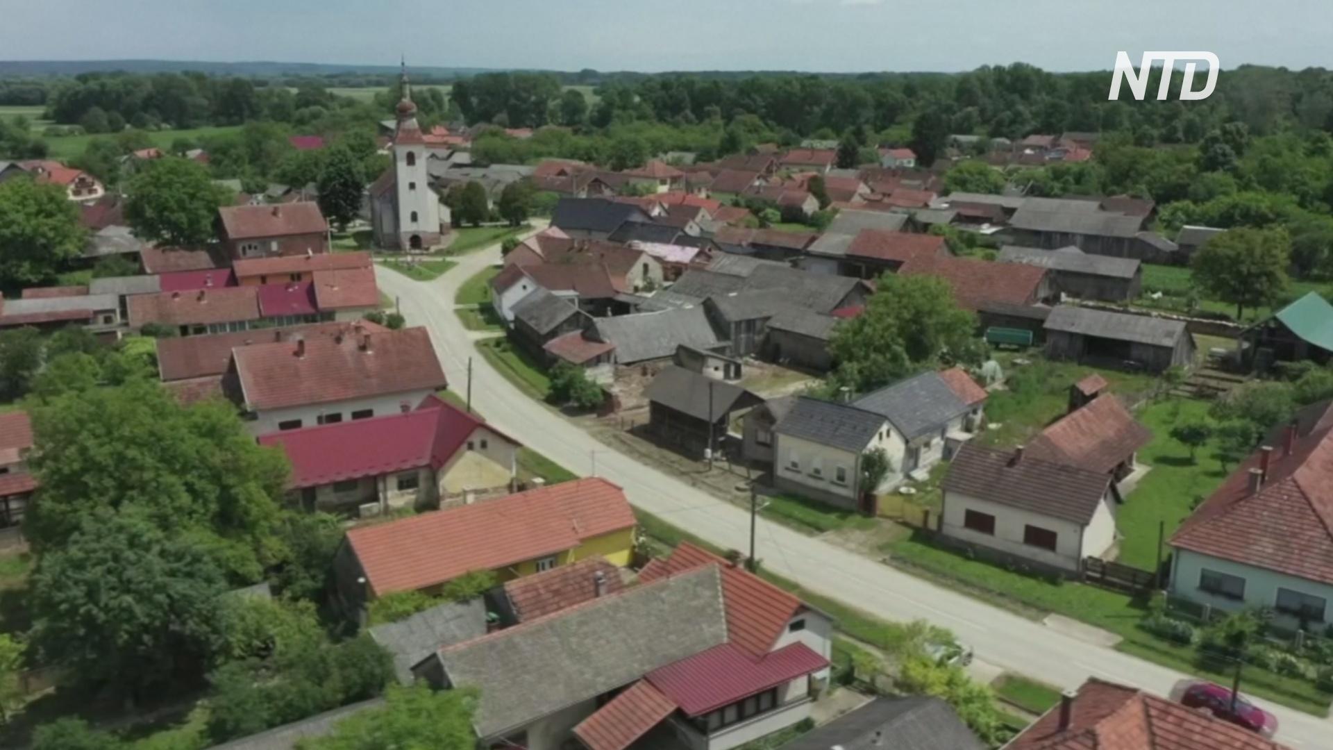 Власти хорватского городка продают дома по 16 центов за штуку