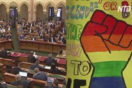 Парламент Венгрии запретил преподавать ЛГБТ-идеи в школах