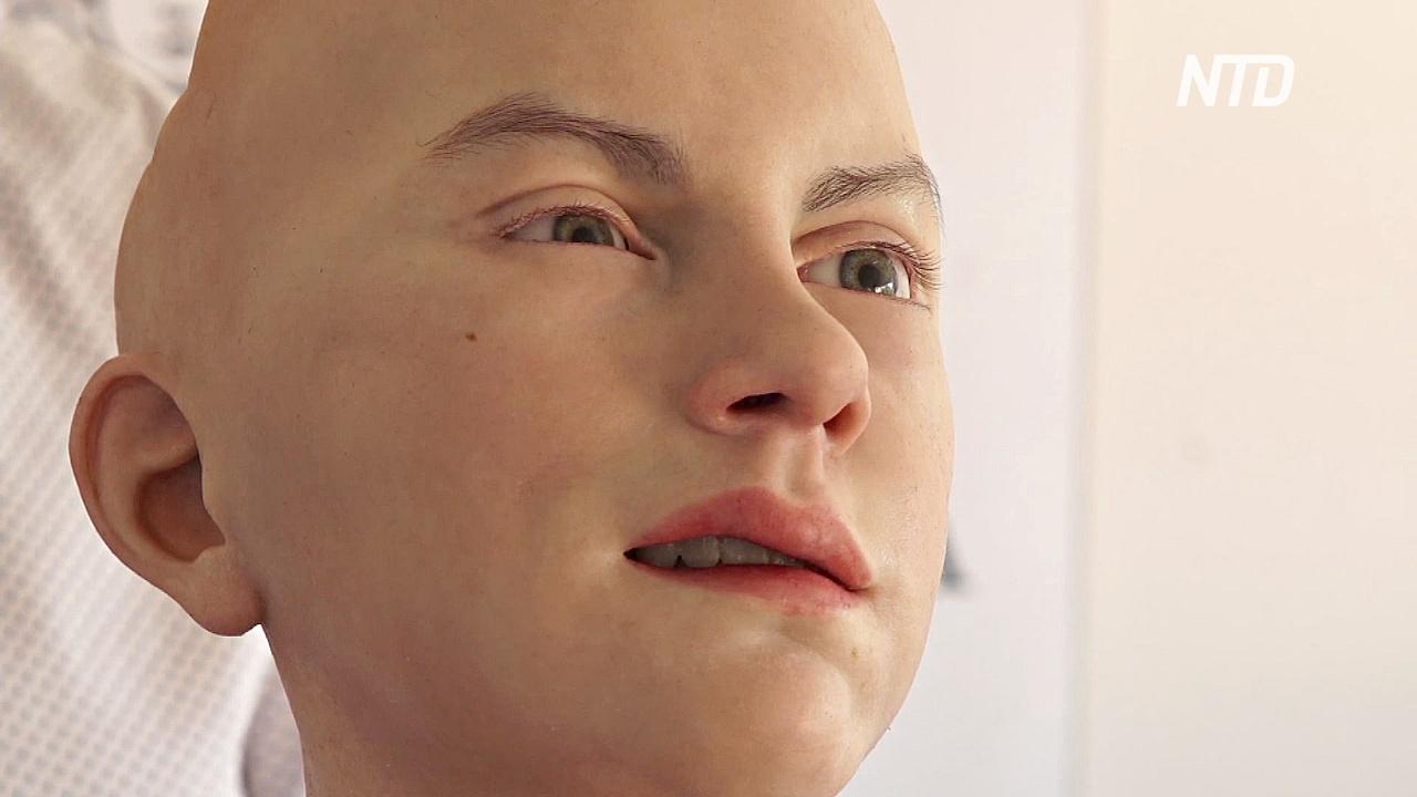Итальянского робота-гуманоида учат читать человеческие эмоции