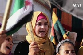 Переселенцам в сирийской провинции Идлиб грозит масштабный голод