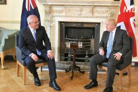 Великобритания и Австралия заключили договор о свободной торговле