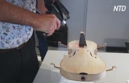 Может ли искусственный интеллект создать идеальную скрипку?