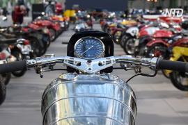 Выставка Motor Bike Expo в Вероне собрала тысячи байкеров со всей Италии