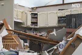 Торнадо близ Чикаго разрушили 130 домов