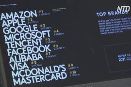 Глобальный рейтинг брендов: США лидируют, Китай обогнал Европу