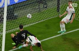 Франция, Германия и Португалия вышли в 1/8 финала Евро-2020
