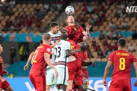Евро-2020: Бельгия отправила домой Португалию и готовится к матчу с Италией