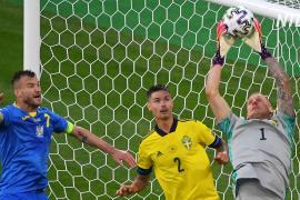 Англия и Украина вышли в четвертьфинал, Германия и Швеция покидают Евро-2020