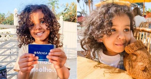 Двухлетняя американка пополнила ряды гениев