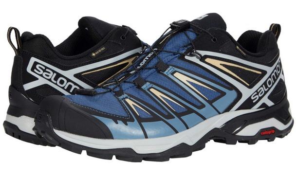 Мужские кроссовки Salomon – отличный выбор для активного отдыха