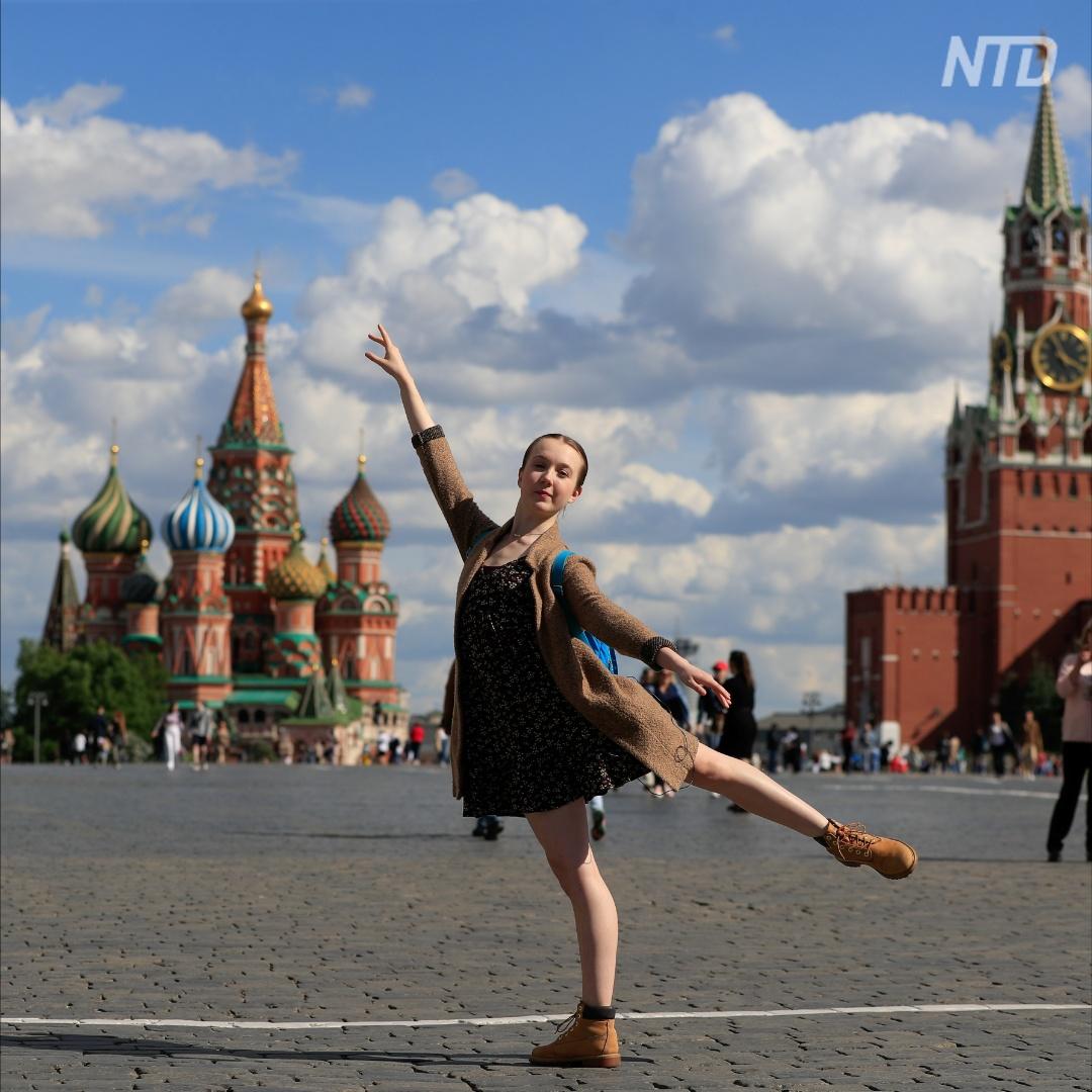 Британская балерина выучилась в России и мечтает о мировой славе