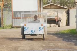 3000 километров на солнцемобиле: новая мечта питерского изобретателя