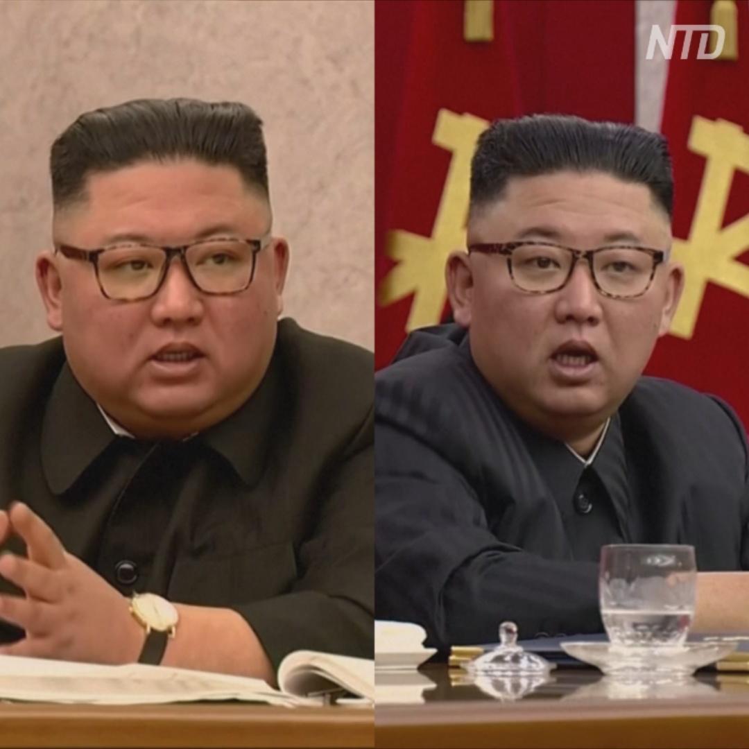 Почему Ким Чен Ын худеет?