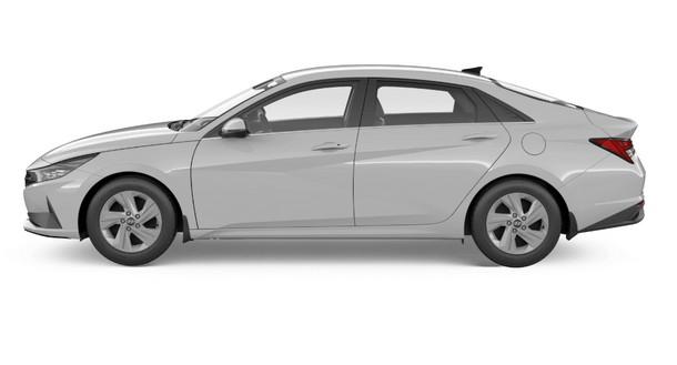 Обзор Hyundai Elantra