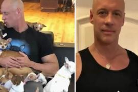 Как крошечная собака спасла мужчину от депрессии