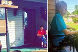 Кто каждый день веселит больную бабушку