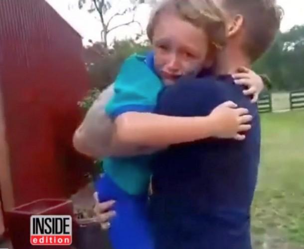 2021 07 27 103406 - Как мальчик отнёсся к сюрпризу, которого ждал два года