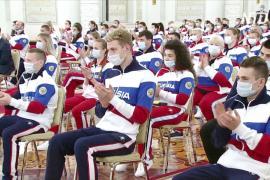 Олимпийский комитет России отправит 335 спортсменов на Игры в Токио