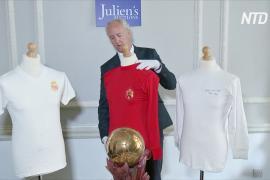 Коллекция памятных вещей Альфредо Ди Стефано уйдёт с молотка в Лондоне