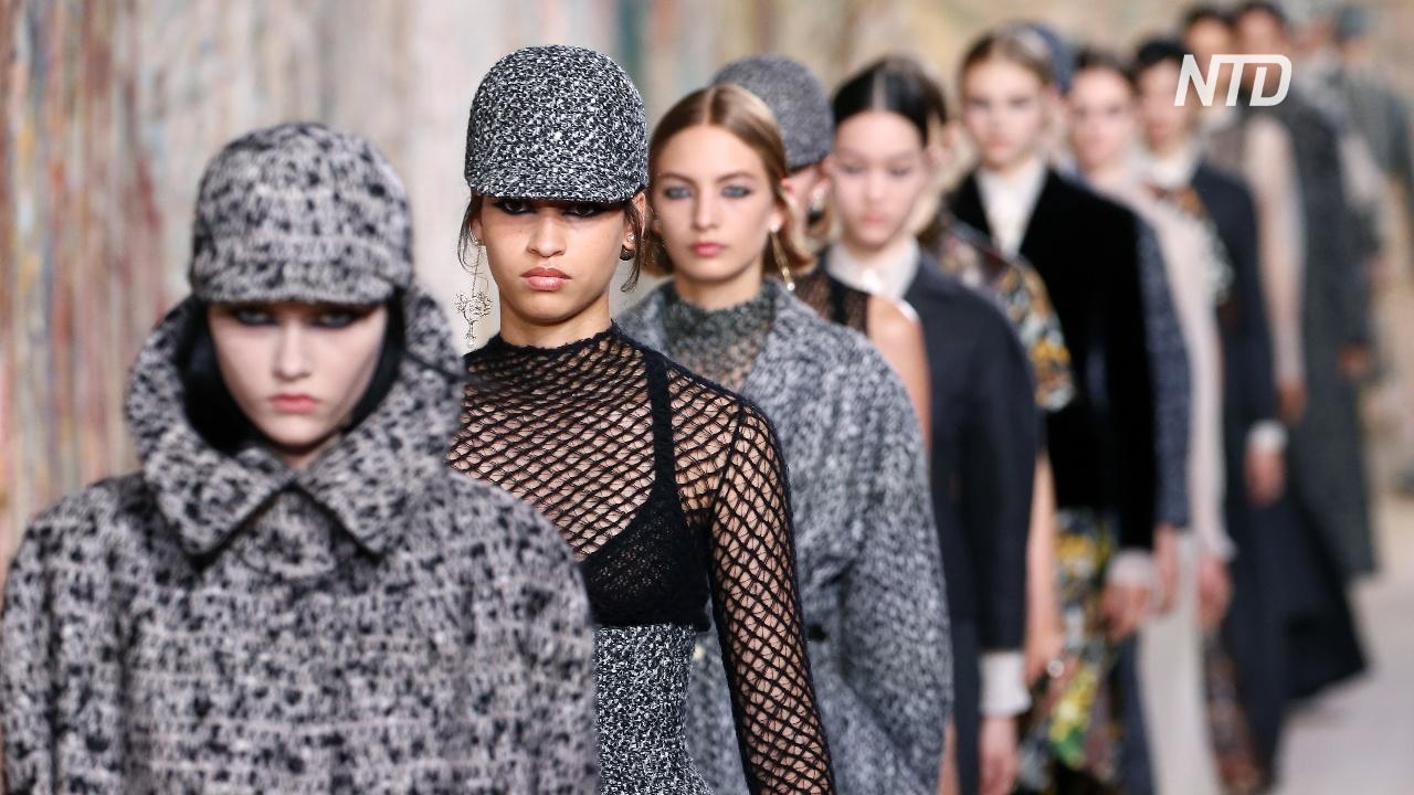 Неделя моды в Париже: первый послекарантинный показ Christian Dior