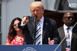 Дональд Трамп подаёт иск на Twitter, Facebook и Google