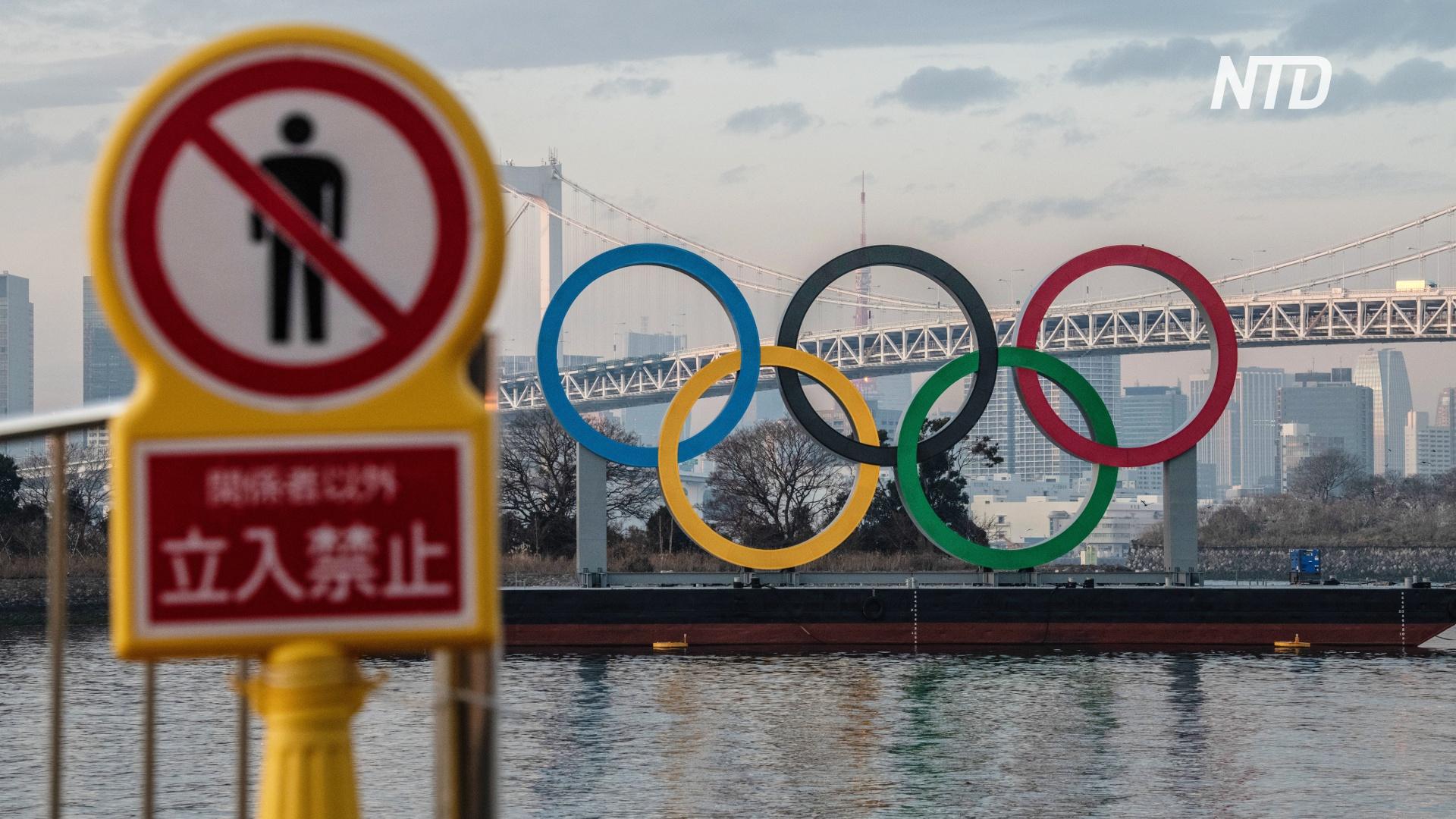 Режим ЧС и пустые трибуны: на Играх-2020 не будет зрителей