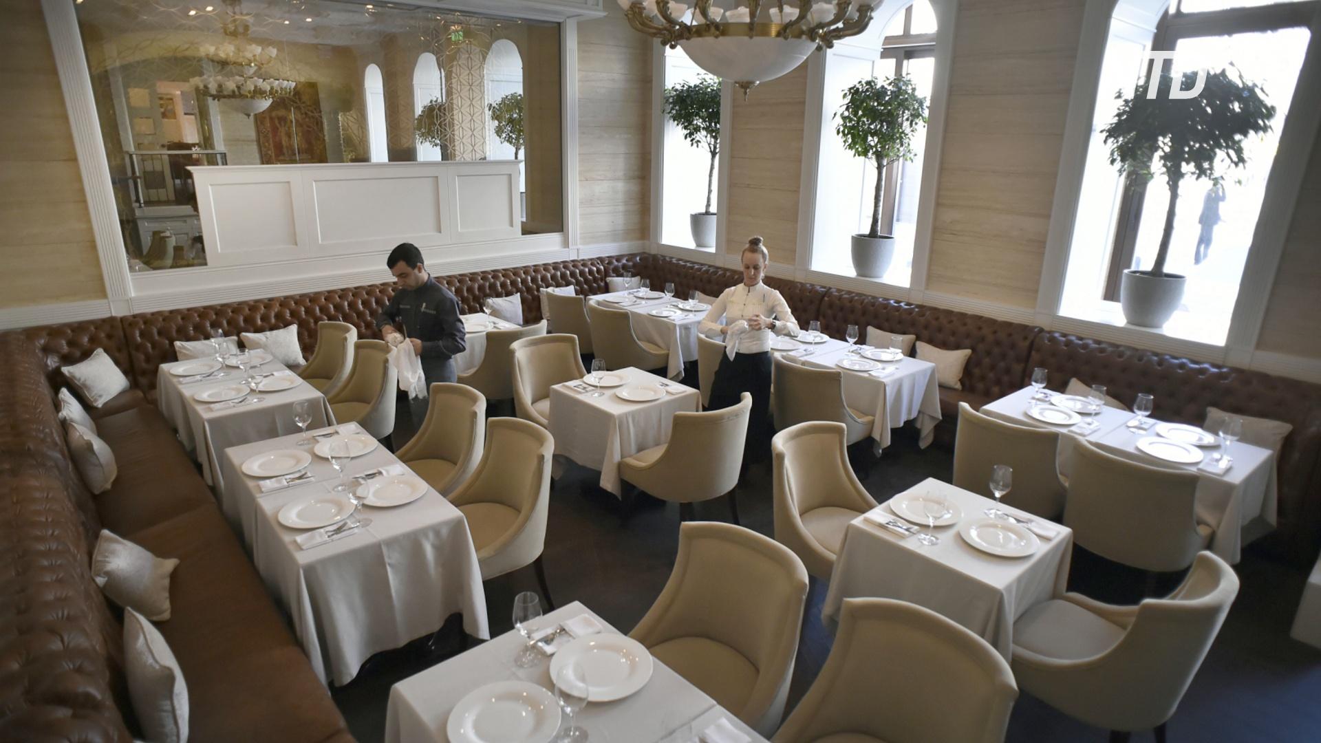 Московский ресторанный бизнес теряет до 60% выручки из-за QR-кодов