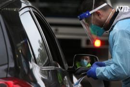 В Австралии скончался первый в 2021 году больной COVID