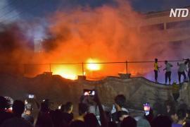 Пожар в ковидной больнице в Ираке: не менее 50 погибших