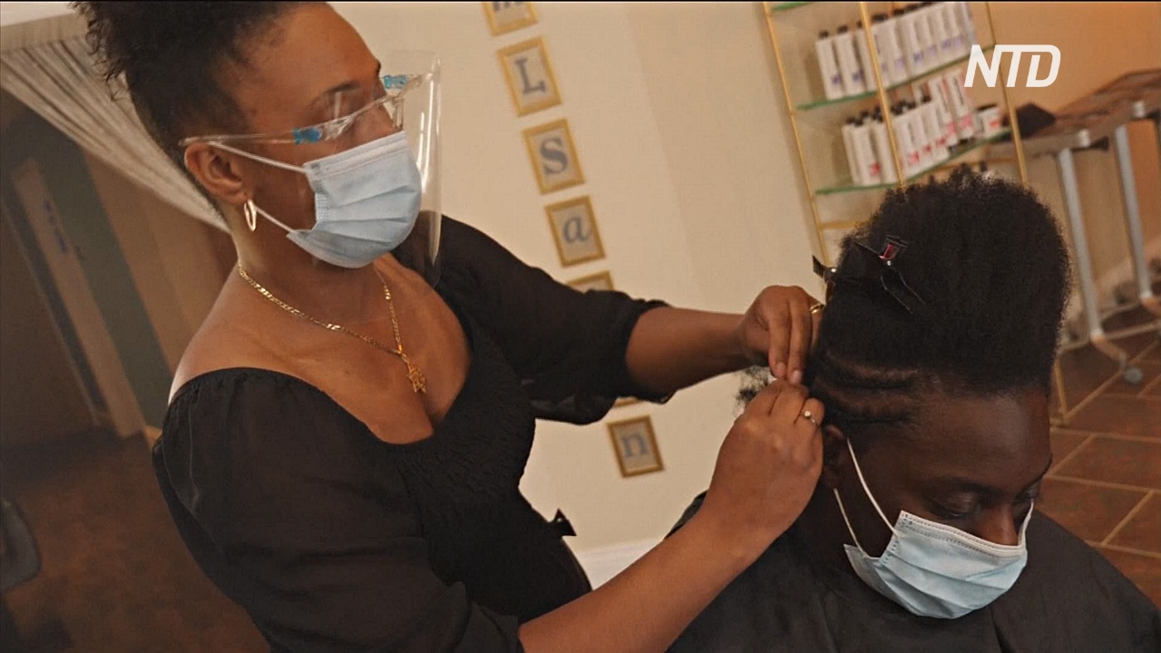 Британских парикмахеров научат стричь афро-волосы