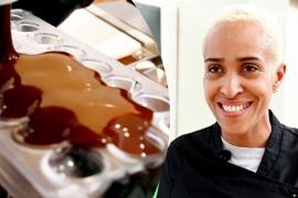 Жительница Сенегала стала первым в стране шоколатье