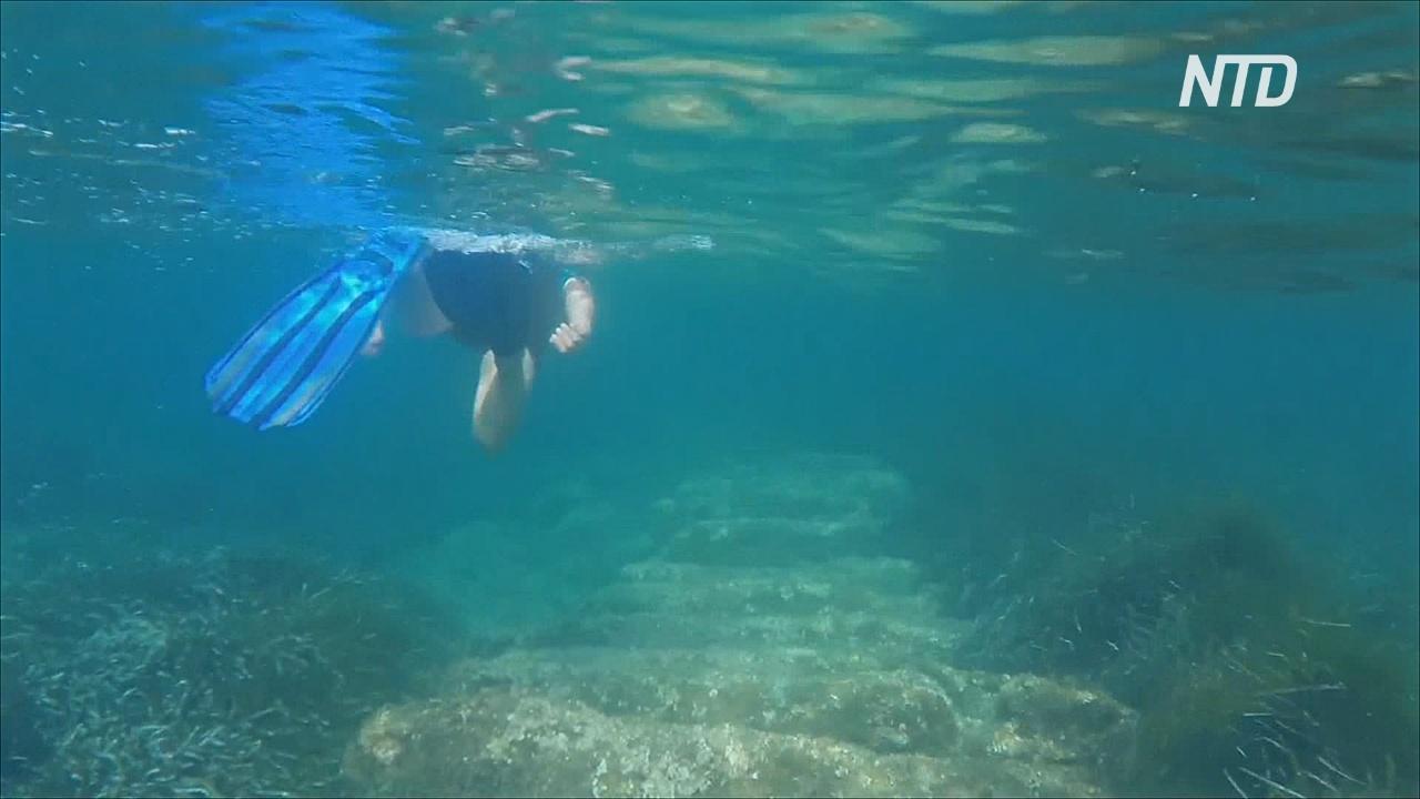 Древняя подводная гавань: Кипр приглашает дайверов
