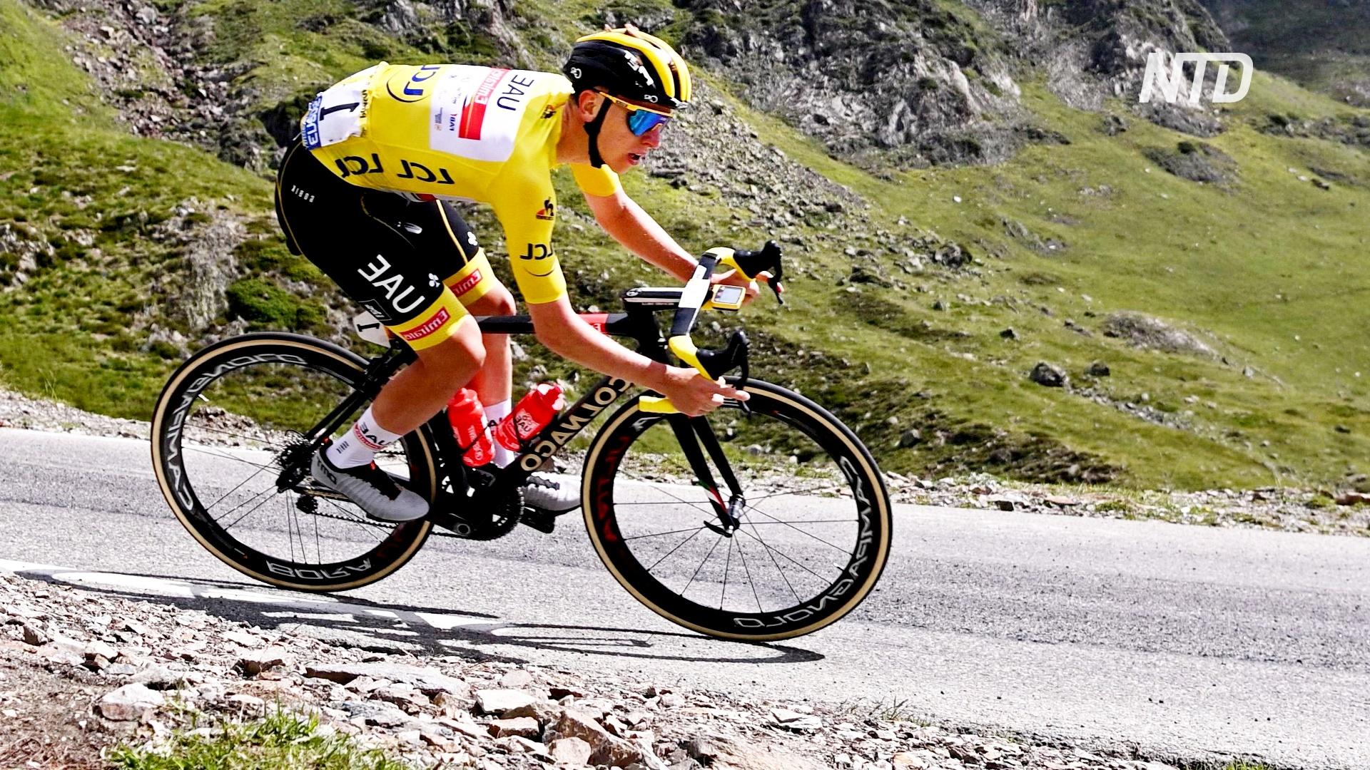 «Тур де Франс»: кто стал победителем
