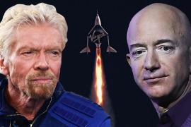 Война за космических туристов: Брэнсон против Безоса