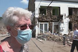 «У меня был нервный срыв»: бельгийцы оплакивают жертв наводнения