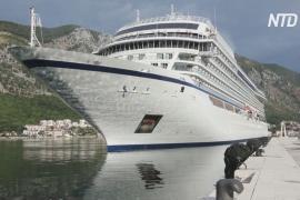 Круизные лайнеры возвращаются в Черногорию через 16 месяцев застоя