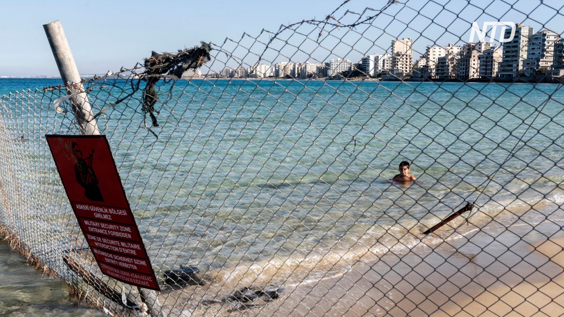 Вопреки резолюциям СБ ООН: турки-киприоты откроют запретный район Вароша