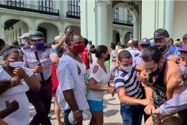 США наложили санкции на кубинских чиновников за подавление протестов