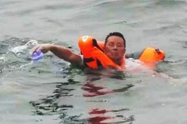49 часов в океане: у берегов Либерии спасли потерпевшего кораблекрушение