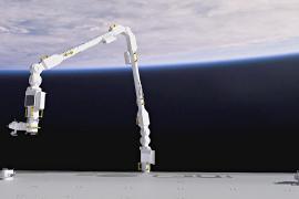 Чем займётся робот-манипулятор ERA на российской части МКС