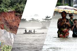 160 погибших за несколько дней: в Индии пытаются пережить наводнения