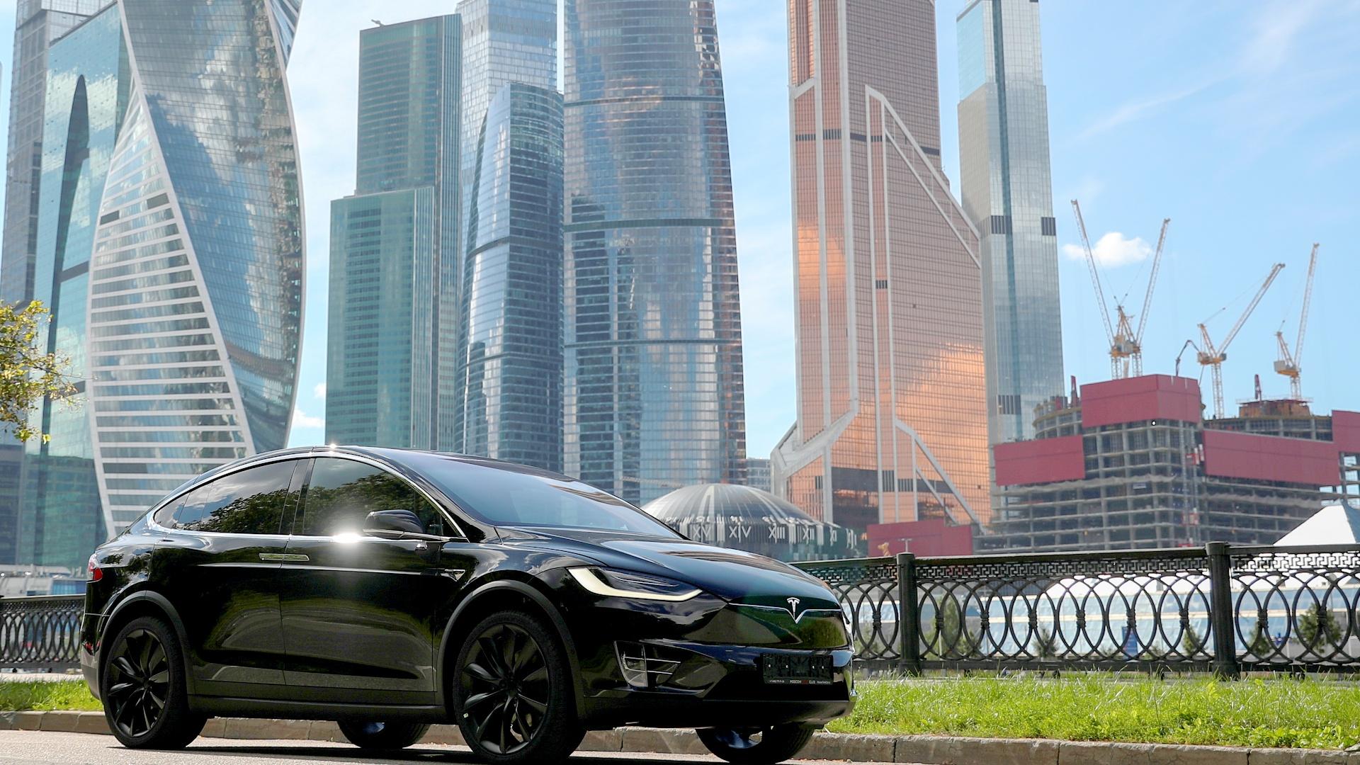«Пряник» для электромобилей: в Москве к 2023 году установят 600 электрозарядных станций