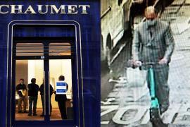 Ограбил на 2 млн евро ювелирный бутик в Париже и скрылся на электросамокате