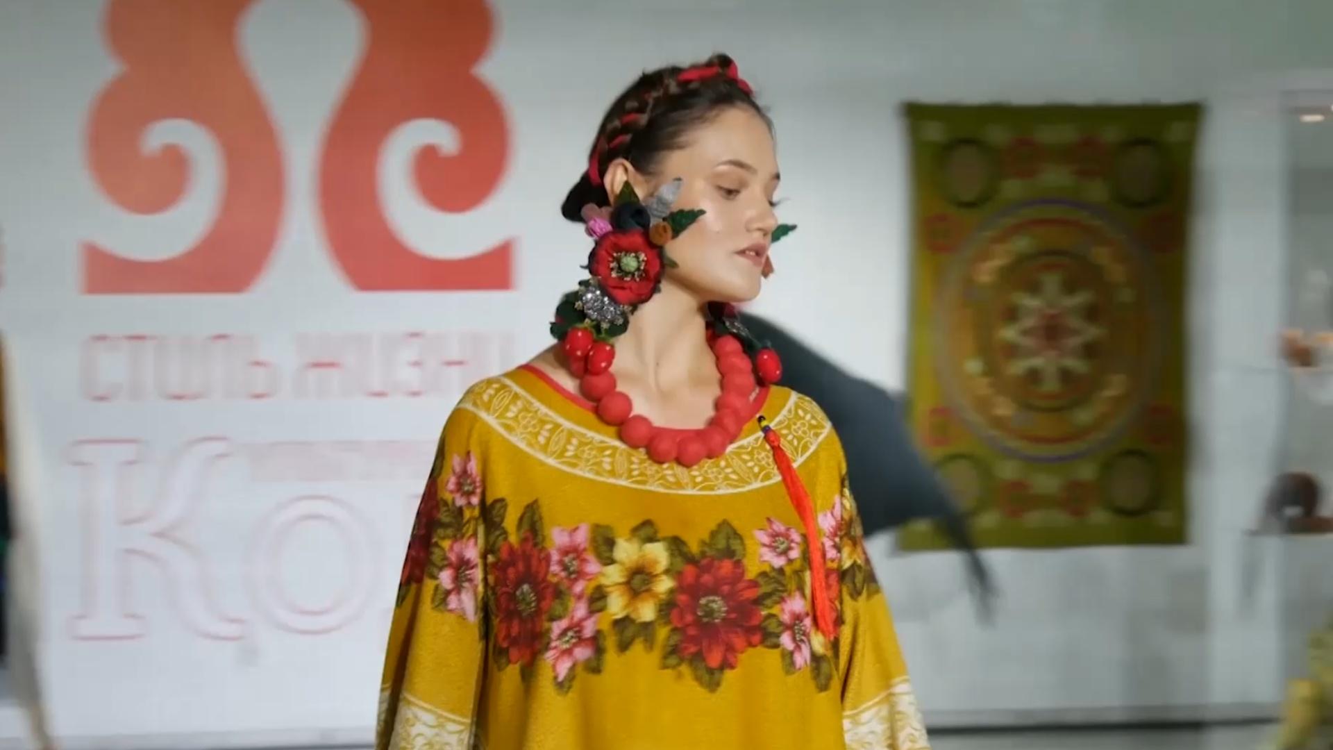 Мода и ремёсла: в Казани прошёл этнофестиваль «Стиль жизни – Культурный код»