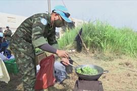 Овощи по-тайски: как южносуданцев учат выживать