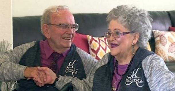Супруги: одинаковая одежда и музыка – ключ к счастью