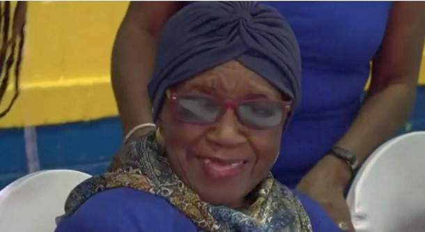100-летняя бабушка поделилась секретом долгой жизни
