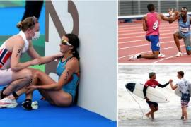 Поделиться золотой медалью, облить соперницу и ещё три добрые истории с Олимпиады
