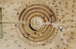Как круглые сады помогают противостоять Сахаре
